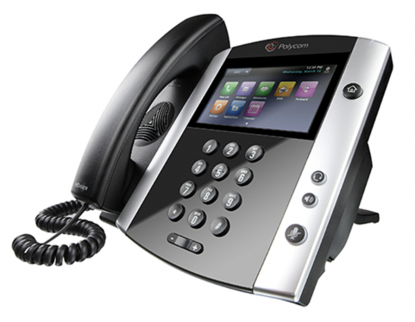 Polycom VVX601 IP Phone
